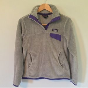Patagonia's Women's Re-Tool Snap-T Fleece Pullover
